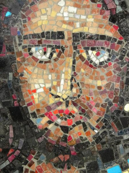 Das Mosaik Gehört Zu Den ältesten Noch Weiterhin Betriebenen  Kunsthandwerklichen Techniken Der Menschheitsgeschichte.